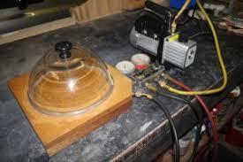 homemade vacuum chamber homemadetools net
