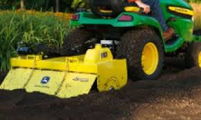lawn garden rotary tillers 3 point