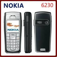 UK6230IA Nokia 6230 6230i - Silver ...