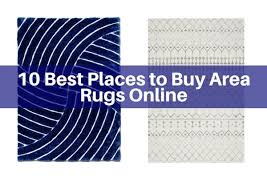 best places to area rugs