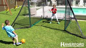 Multi-Sport Children's Cage | Haverford.com.au - YouTube
