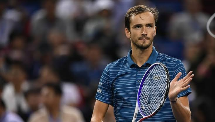 Image result for daniil medvedev""