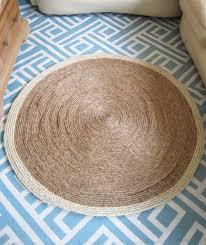 diy sisal rug the honeycomb home