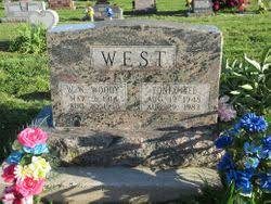 Tonia McElroy West (1948-1983) - Find A Grave Memorial