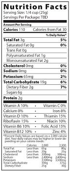 oats nutrition facts tezat