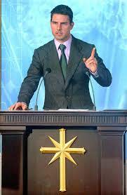 Scientologists consider Tom Cruise to be a 'god' and lower ranks ...