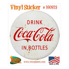 Collectibles Other Coca Cola Ads Coca Cola Things Go Better With Coke Disc White Wall Decal Button Style Collectibles Soda Zsco Iq