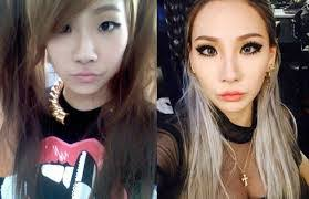 did 2ne1 cl dara park bom and minzy