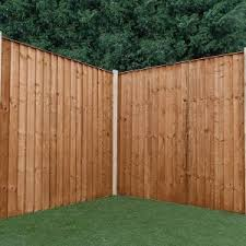 Garden Fencing Great Value Fencing From Sheds Co Uk