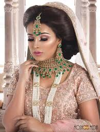 bridal hair and makeup packages london