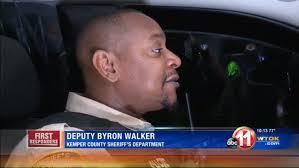First Responders: Kemper County Deputy Byron Walker