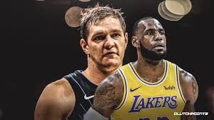 Lakers news: Magic's Timofey Mozgov discusses what has happened with LA,  playing with LeBron James