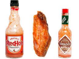 vs buffalo style tabasco pepper sauce