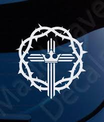Pin On Christian Car Laptop Decals
