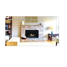 natural gas and propane fireplace