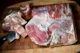 home cured bacon without nitrates