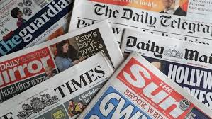 Understanding English newspaper headlines (June, 2019) - The Icing on your English