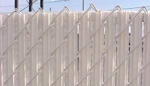 Privacy Slats Pvt Wing Chain Link Privacy