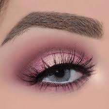eye makeup for light pink dress veser