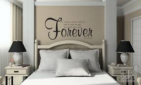 Over The Bed Quotes Quotesgram