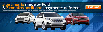 ford lease deals in los angeles ca