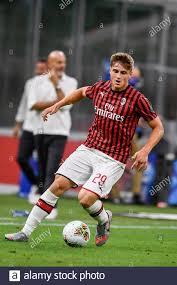 Lorenzo Colombo (Milan) during the Italian