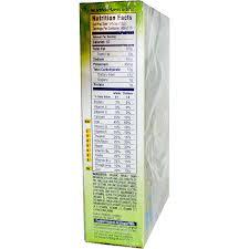gerber organic brown rice cereal for