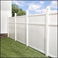 6x8 Vinyl Fence Panels Vinyl Fence Panels White Vinyl Fence Vinyl Fence