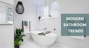 ultra modern bathroom ideas and trends