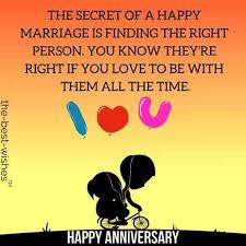 wedding anniversary wishes for my best friend