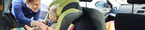 rules around child car restraints
