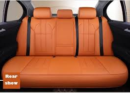 car seat cover leather for auto lexus