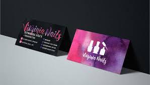 15 makeup artist business cards in psd