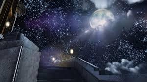 صور قمر في السماء خلفيات قمر في الليل صور قمر رومانسي فوتوجرافر