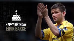 "Leeds United on Twitter: ""4️⃣2️⃣ today! Happy birthday to former #LUFC  midfielder Eirik Bakke!… """