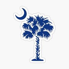 South Carolina Stickers Redbubble
