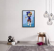 Digimon Artwork Poster