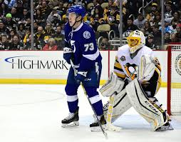 Adam Erne - Adam Erne Photos - Tampa Bay Lightning v Pittsburgh Penguins -  Zimbio