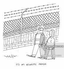 Electric Fences Cartoons And Comics Funny Pictures From Cartoonstock