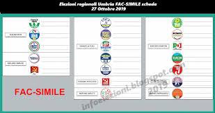 Info Elezioni: Regionali
