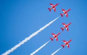 raf red arrows royal air force