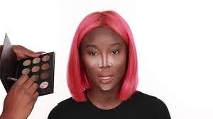 soft smokey eye makeup tutorial for woc