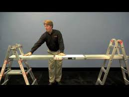 little giant scaffolding work platform