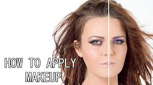 photo cs6 how to apply make up