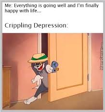 funny depression memes people depression can relate to