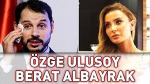 BERAT ALBAYRAK VE ÖZGE ULUSOY İLİŞKİSİ (TÜM GERÇEKLER) - YouTube