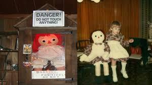 Búp bê ma Annabelle ngoài đời có thật đã phóng hỏa, giết người như ...