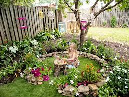 magical backyard fairy ring