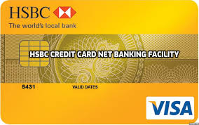 hsbc card net banking information guide