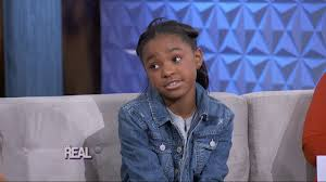 Who Does Saniyya Sidney Want to Be When She Grows Up? - YouTube